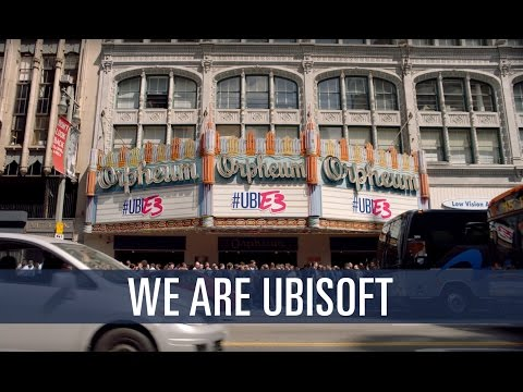We Are Ubisoft