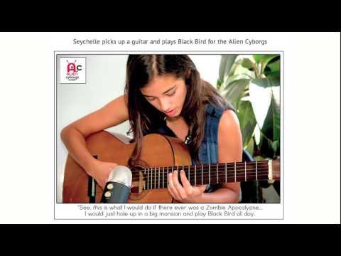 Seychelle Gabriel plays