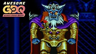 Super Ghouls 'n' Ghosts by NME in 39:59 - AGDQ2019