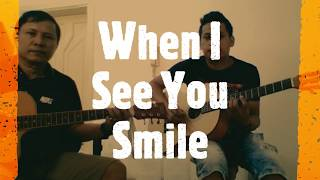 When I See You Smile (cover)-Bad English-