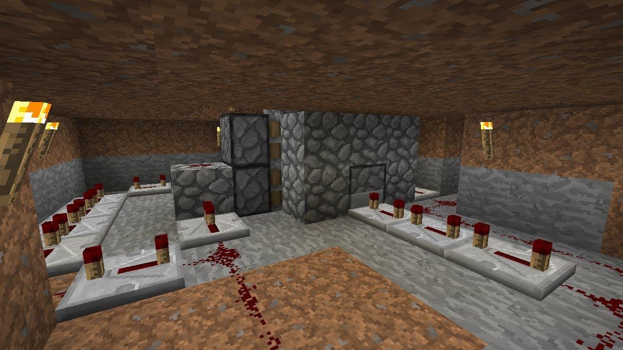 Minecraft - #47 - Stanza dei dispenser - YouTube