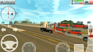 Truck Driving: Cargo Delivery Simulator - Android Gameplay FHD