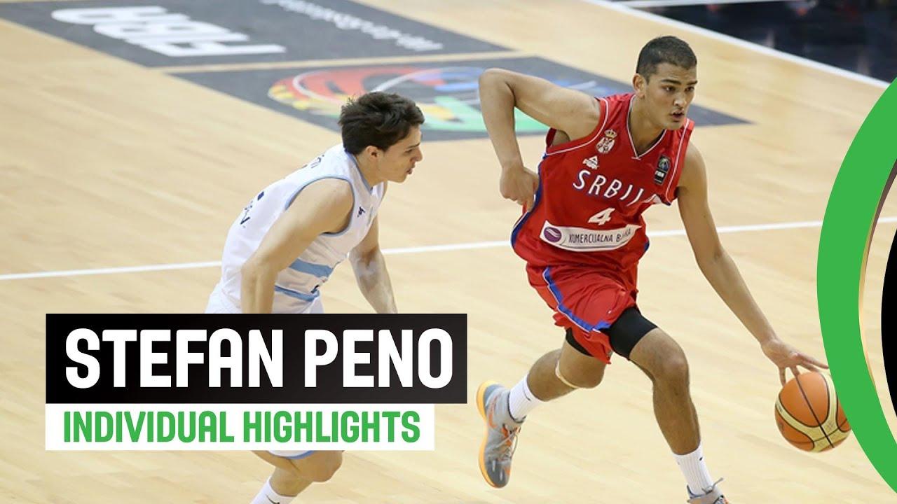 Stefan Peno - Individual Highlights