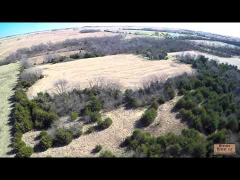 Kansas Whitetail Property Coffey County Kansas