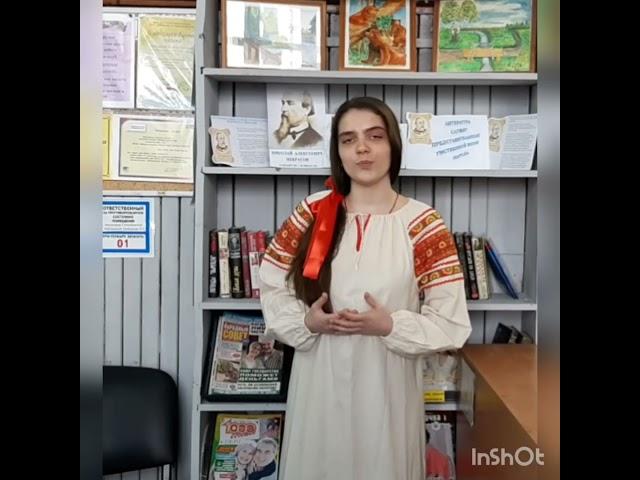 Изображение предпросмотра прочтения – АнастасияУстинова читает произведение «Надрывается сердце от муки...» Н.А.Некрасова