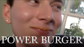 POWER BURGER Challenge #1 - W/ BajanCanadian, JeromeASF, xRpmx13x, and Noahcraftftw,