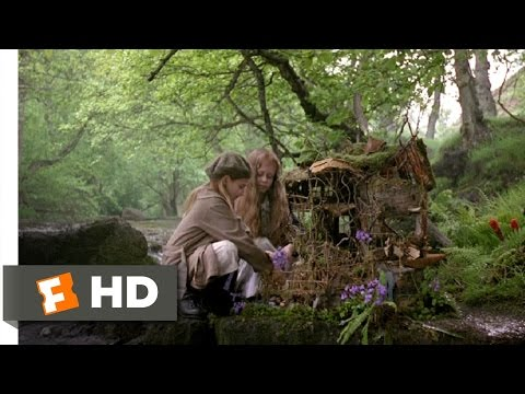 FairyTale: A True Story (7/10) Movie CLIP - Finishing the Fairy House (1997) HD