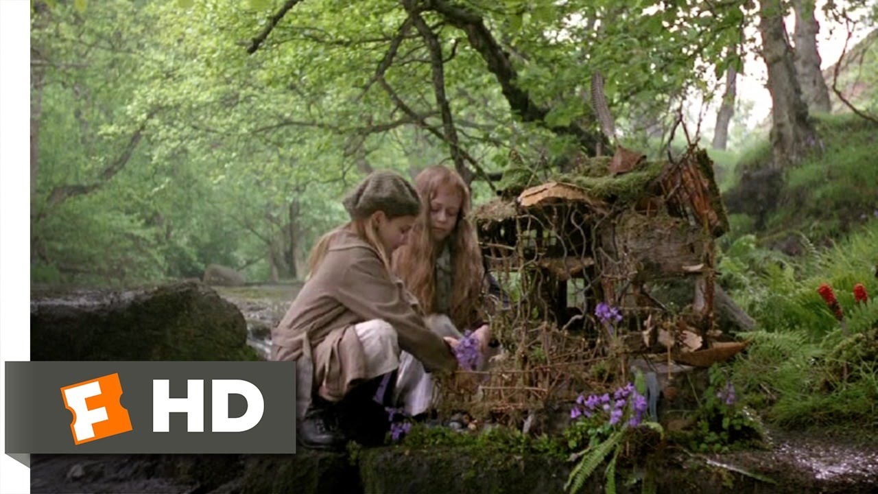 Beau FairyTale: A True Story (7/10) Movie CLIP   Finishing The Fairy House  (1997) HD   YouTube