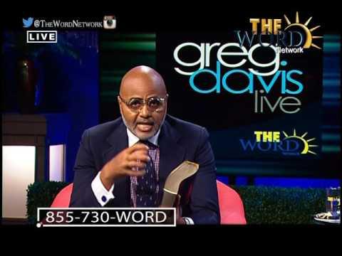 Bishop Greg Davis Live - October 20th, 2016