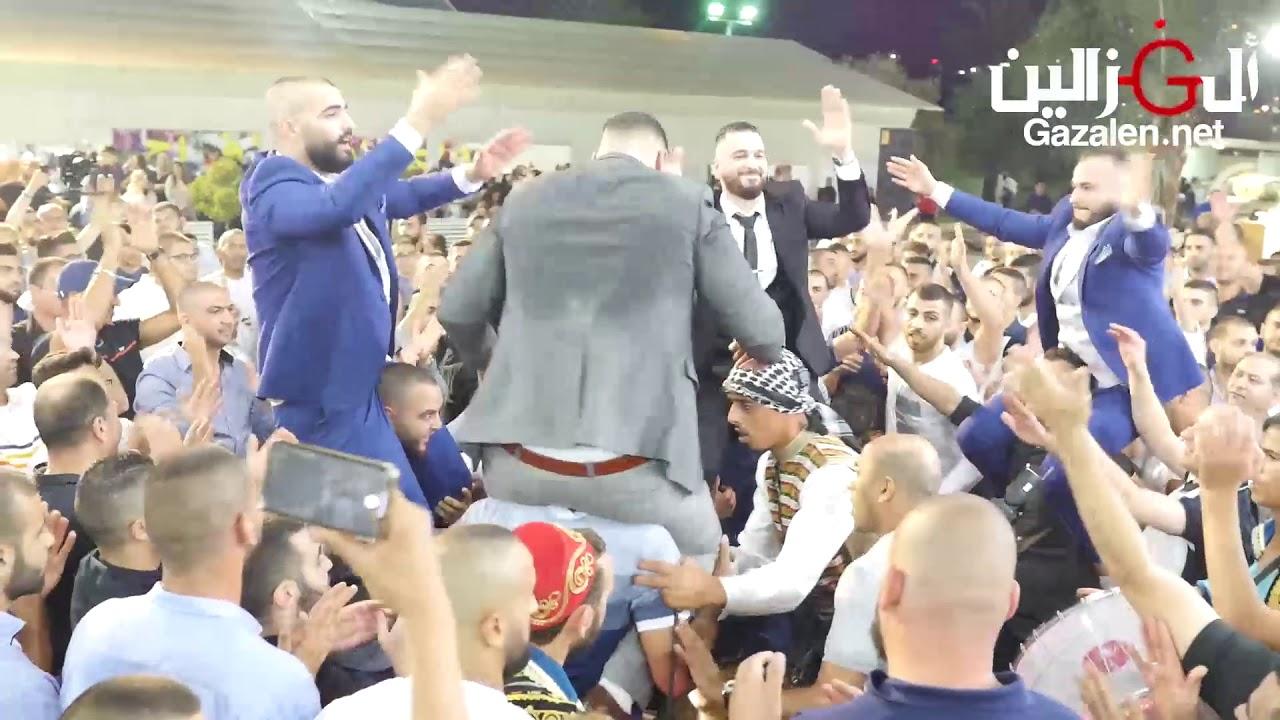 اشرف ابو الليل حسن ابو الليل وفرقة ابو عرب الشوال للدحيه افراح ال واكد الناصره