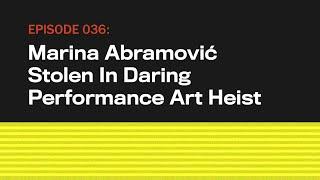 Marina Abramović Stolen In Daring Performance Art Heist   The Onion Presents The Topical   Ep 36
