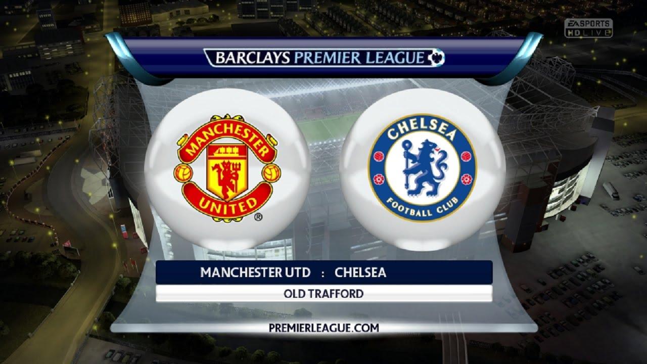 Chelsea Vs Manchester United Vs Fc Barcelona: Manchester United Vs Chelsea FC