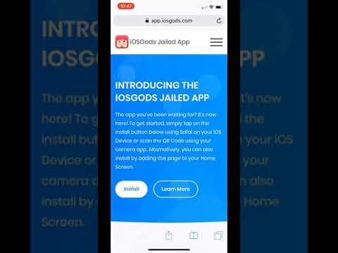 iOSGods No Jailbreak App Store - Hacked Apps - No Cydia or