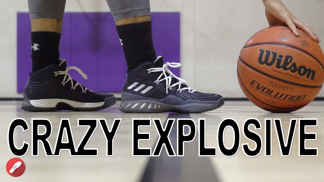 adidas pazzo esplosivo 2017 revisione!su youtube