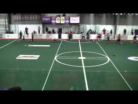 Bench Clearing Lacrosse Brawl