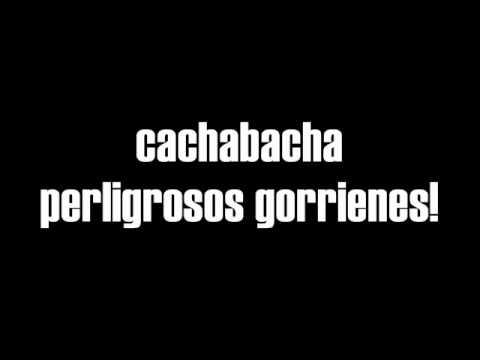 Cachabacha-peligroso gorriones