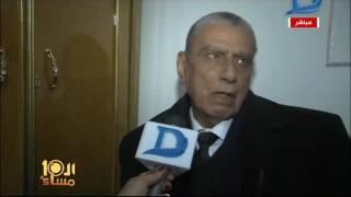 والد أمين عام مجلس الدولة المصري السابق: ابني قتل ولم ينتحر (فيديو)
