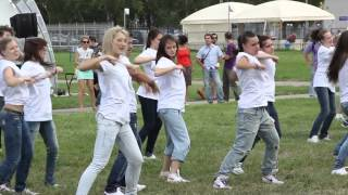 SAP CIS 20º/40º Anniversary - Flash Mob