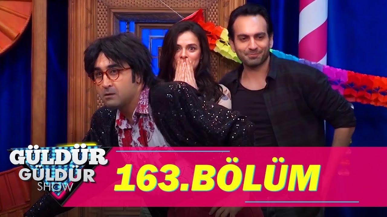 Güldür Güldür Show 163.Bölüm (Tek Parça Full HD)