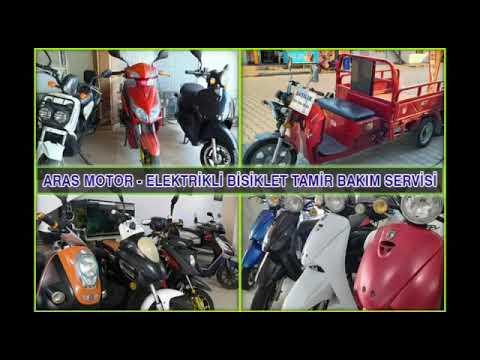 aras motor 2 el elektrikli bisiklet 0553 720 18 49