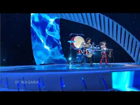 Eurovision 2007 Semi-Final 01 - Elitsa & Stoyan - Water - Bulgaria