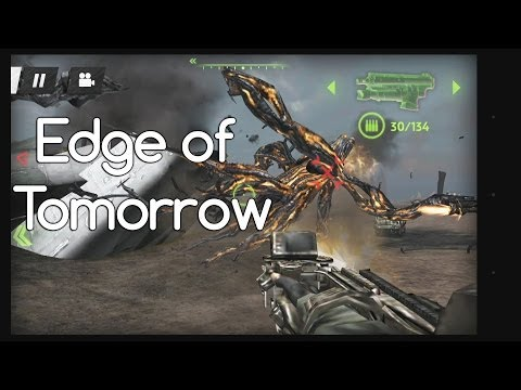 Edge of Tomorrow Game Android Review - Androidizen