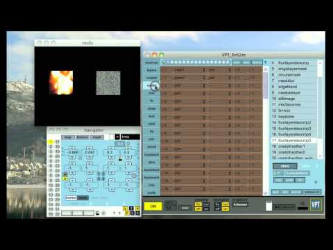 A quick introduction to using midi in VPT 6