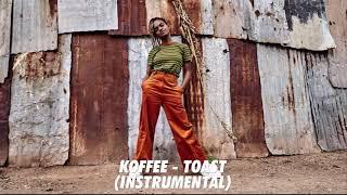 Koffee - Toast Instrumental