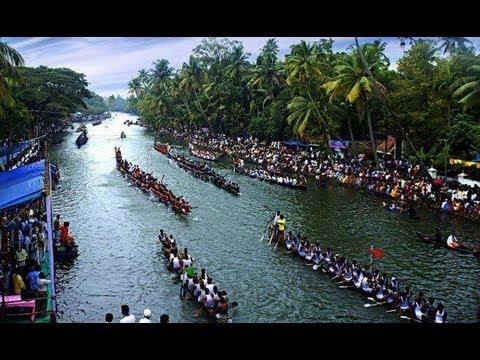 Alappuzha Nehru Trophy Boat Race 2013. Kerala