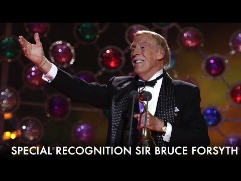 National Television Awards 2011 - Sir Bruce Forsyth Surprise