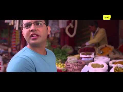 Idea Cellular IIN (Idea Internet Network) Ad - Pushkar India