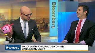 CLSA's Mike Mayo Says Banks Face Too Much Red Tape