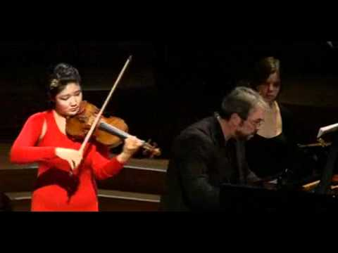 Jinjoo Cho | Waxman | Carmen Fantasy | Queen Elisabeth Competition | 2012