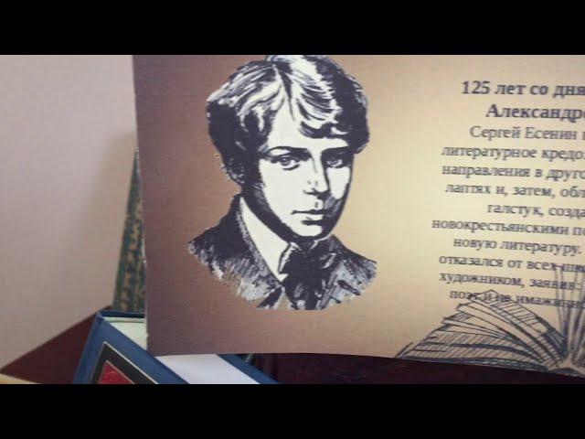 Изображение предпросмотра прочтения – «Александра Мартынова, Максим Фёдоров» читают произведение «Бабушкины сказки» С.А.Есенина