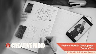 DAD Sewing House  - A Creative Mind Podcast Bonus Video