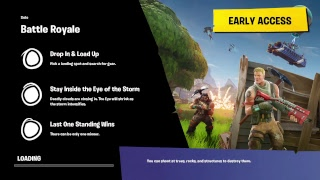 Fortnite circuit breaker game play