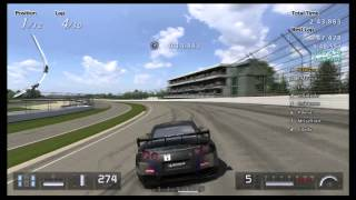 Gran Turismo 5 | Dream Car Championship - Indy Superspeedway 8:05.829 | A-Spec