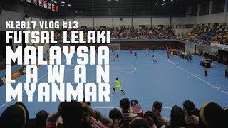 Video Tifo Arena@KL2017 | Chapter 13: Futsal Lelaki - Malaysia lwn Myanmar | Astro Arena download MP3, 3GP, MP4, WEBM, AVI, FLV Agustus 2017
