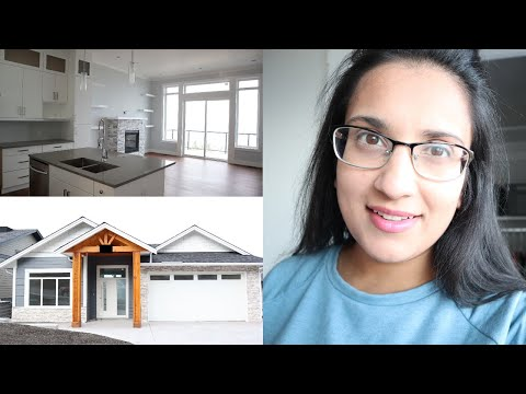 My House Tour -  We Build & Sell New Houses In Canada!