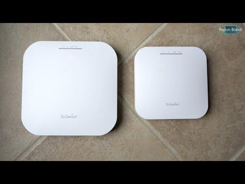 EnGenius EWS377AP Wi-Fi 6 AP Review