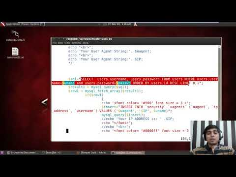 Udemy SQL Injection Master Course Lecture 32 Header Injecton By Tamperdata At Challenge Solution 16