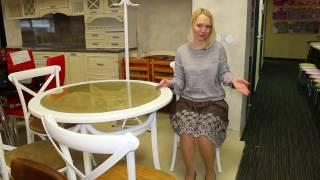 видео Купить кухонный стол для маленькой кухни или кафе в Калининграде