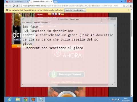 giochi ps2 con utorrent