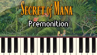 Premonition - Secret of Mana [Synthesia]
