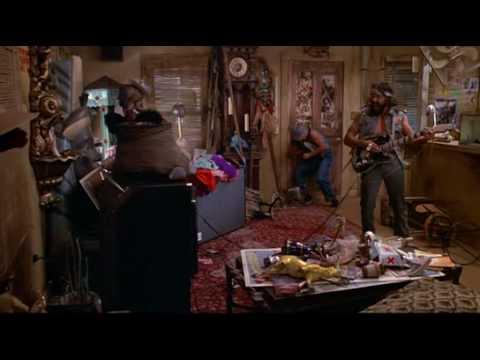 Tommy Chong Shredding