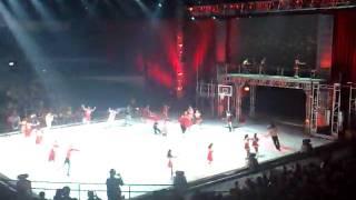 High School Musical Ice Tour Manila - Breaking Free & We