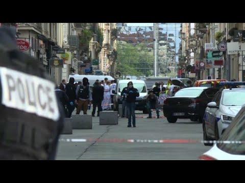 AFP: Explosion à Lyon : la police sur place