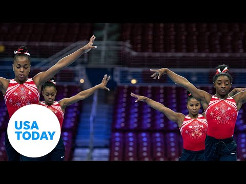 Simone Biles, Jordan Chiles are changing the face of gymnastics | USA TODAY