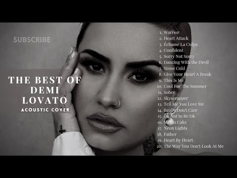 The Best Cover Of Demi Lovato Acoustic Cover 2021