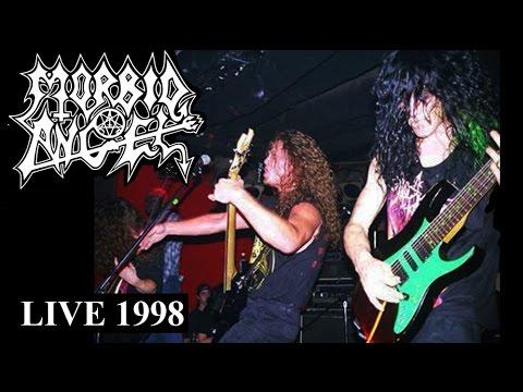 MORBID ANGEL - Live 1998